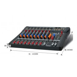 Mixer 8 canale